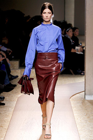 celine the knee skirt