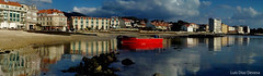 Carril (Vilagarcia de Arousa) (Luis Diaz Devesa) Tags: ocean blue sea sky espaa reflection beach nature water reflections boat mar spain sand europa barca waves xx pano playa panoramic paseo galicia galiza reflejo reflexos pontevedra riasbaixas carril vilagarciadearousa villagarciadearosa mygearandme mygearandmepremium mygearandmebronze mygearandmesilver flickrstruereflection1 flickrstruereflection2 flickrstruereflection3 flickrstruereflection4 flickrstruereflection5 flickrstruereflection6 flickrstruereflection7 flickrstruereflectionexcellence luisdiazdevesa
