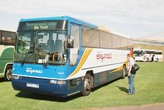 R780 CDW (markkirk85) Tags: new red white bus buses wales volvo duxford express interurban stagecoach 2007 cdw 780 plaxton showbus b10m 91997 r780cdw r780