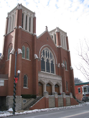 St. Patrick Catholic Church - Maysville, KY