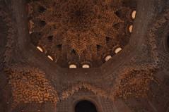 Pioggia di stelle (Starlightworld) Tags: spain details cupola dome alhambra granada andalusia dettaglio saladedoshermanas hallofthetwosisters starlightworld