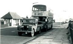 omnibuses 2867 (Andy Reeve-Smith) Tags: landrover aec bridgemaster grimsbycleethorpestransport parkroyalbody