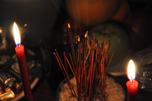 Incense to remember