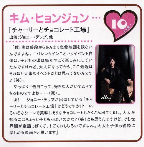 Kim Hyun Joong Awesome! Japanese Magazine Vol. 4