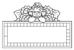 Moldura / Frame ( Reino J Cheguei ) Tags: bw frames pattern doityourself riscos moldes molduras reinojcheguei