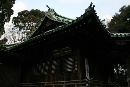 Yoyogi-Hachimangu, Tokyo