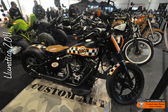 Bike Show Llunatica 2011, Old School Tracker
