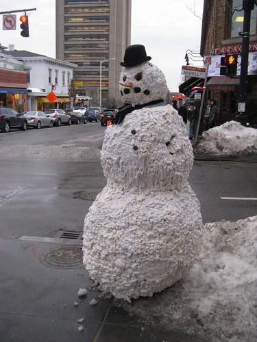 Snowman..