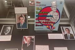 Lawyer Presidents exhibit