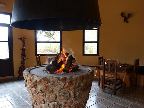Las Salegas del Maguillo, restaurante (2)