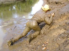 21 WS Enough muck & mud here for your guys too (Wrangswet) Tags: wet canal boots hike cowboyhat cowboyboots wetlook riverhike swimmingfullyclothed muddycowboy wetcowboy wetcowboys muddycowboyboots wetwranglerjeans meninwetjeans mudwallowing guysswimminginjeans muddycowboys mudwallowingcowboy muddywranglerjeans cowboybootsandspurs