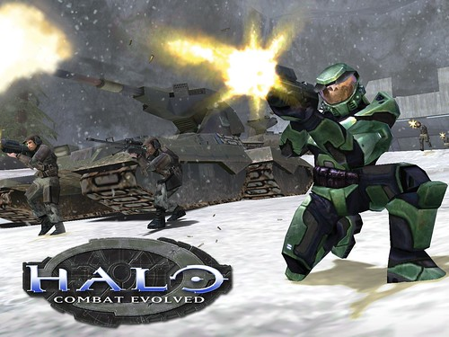 Halo-1 featured