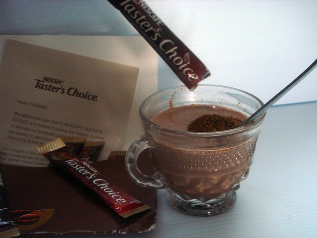 Taster's Choice Instant Coffee