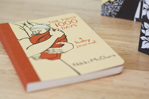 nikki mcclure baby book