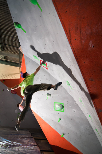 Flo swinging on problem #3