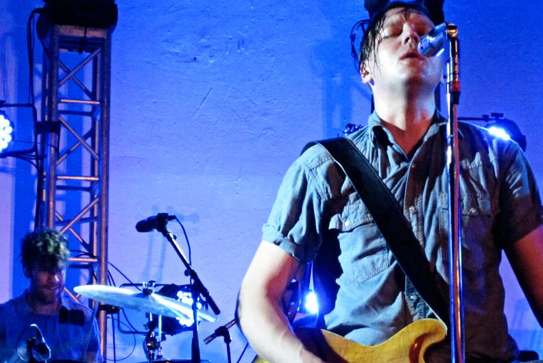 Arcade Fire Secret Show 02.11.2011