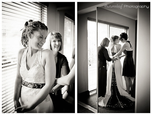 Rebecca & Loren - Bride Getting Ready