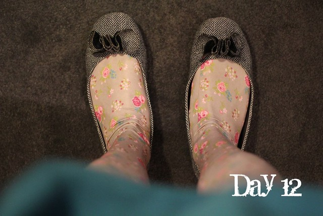 February Tights Challenge: Day 12
