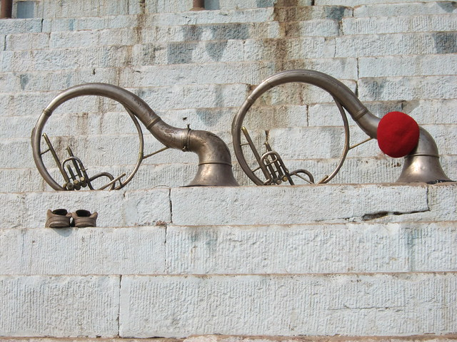 Instruments and shoes