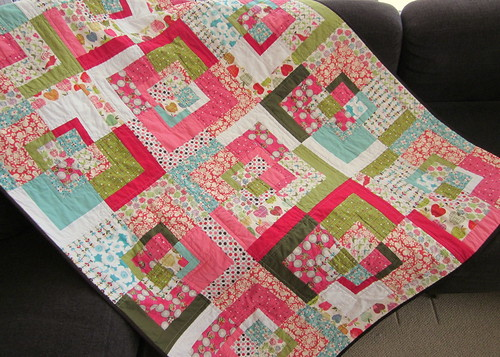 Fardale Quilt - B