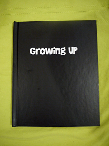 Growing Up Photo Book