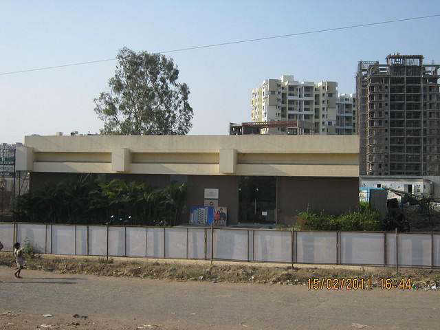 Site Office of Dynasty 2 BHK 3 BHK Flats in Kaspate Wasti Wakad Pune