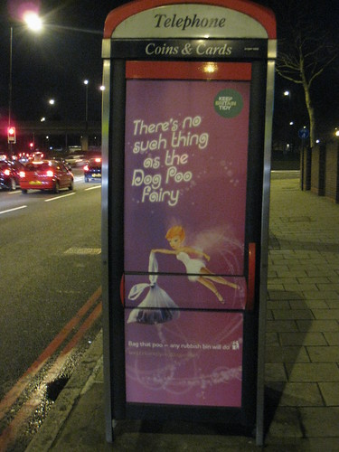 There's no such thing as the Dog Poo Fairy