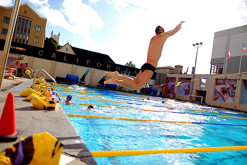 Cal Swimming - Pool Workout