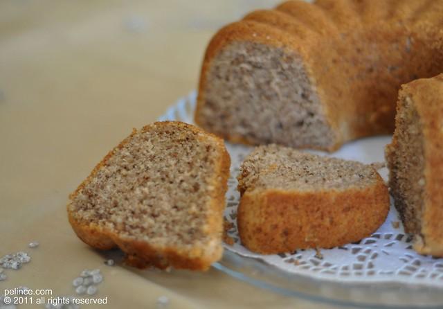 Tarçınlı ve Cevizli Kek