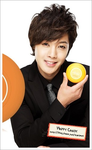 Kim Hyun Joong The Face Shop Posters and Products [Extended]
