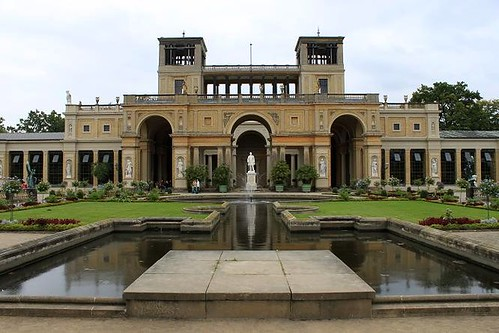 Orangerie in Park Sanssouci