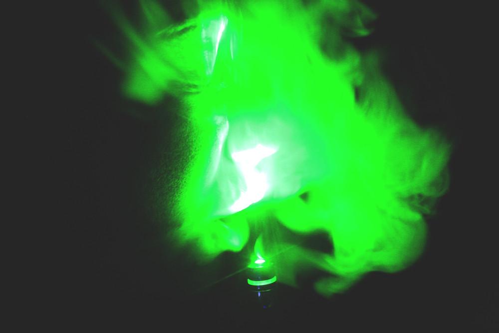 Smoke & Lazers