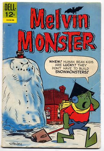 Melvin Monster 8!