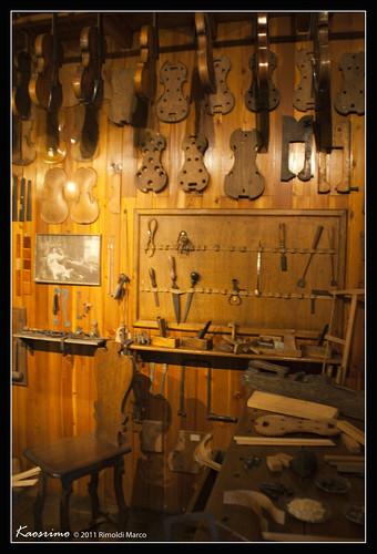 Museo Leonardo Da Vinci - Liutaio