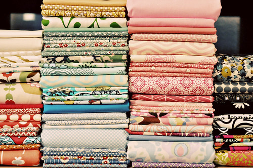 51/365 - Fabric Stash