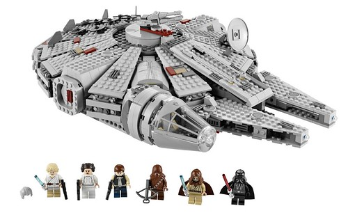 Star Wars 2011 Lego. Lego Star Wars 2011