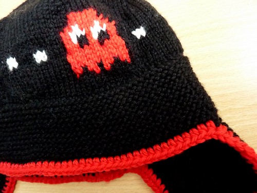 pacman mütze