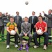 The 2011 launch of the Cadbury GAA Football U21 All-Ireland Championship in Croke Park