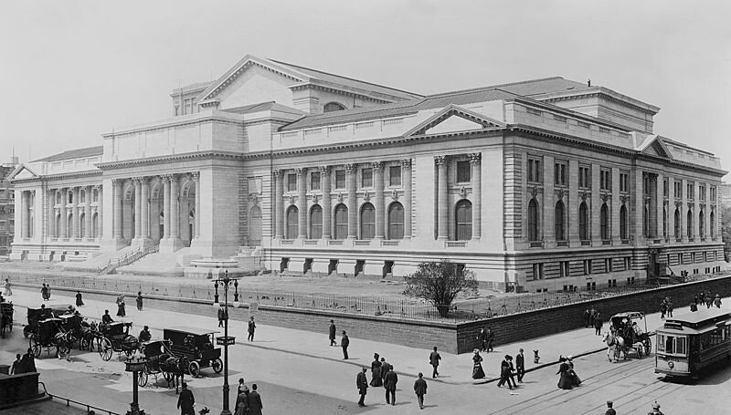 800px-New_York_Public_Library_1908c