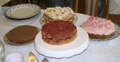 Clandestine Cake 1