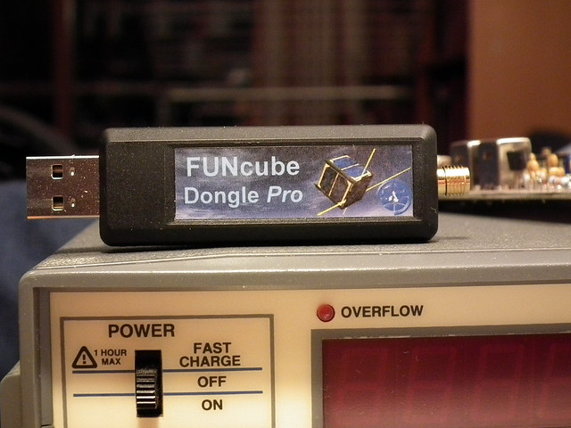 Funcube Dongle close-up