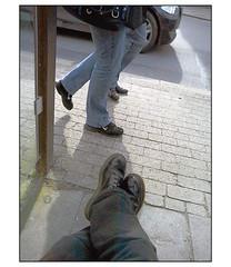 Doc Martens & ? #6 (hoellaerd) Tags: street shoes schuhe drmartens docmartens strase sonyhazel