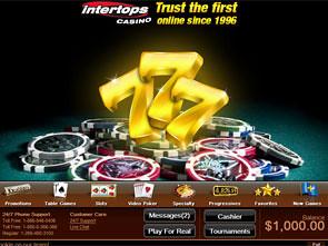 Intertops Casino Lobby