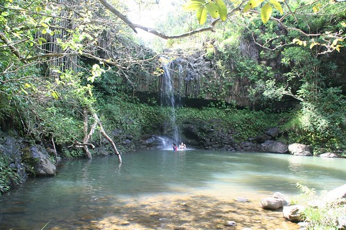 Twin Falls Hike