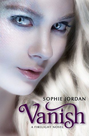 September 6th 2011 by HarperTeen   Vanish (Firelight #2) by Sophie Jordan