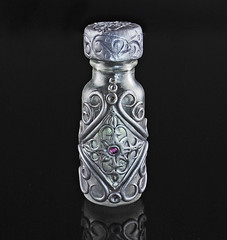 Hope Filigree bottle