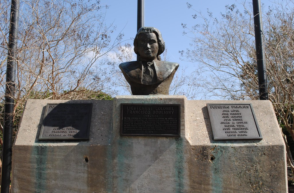 bouligny monument