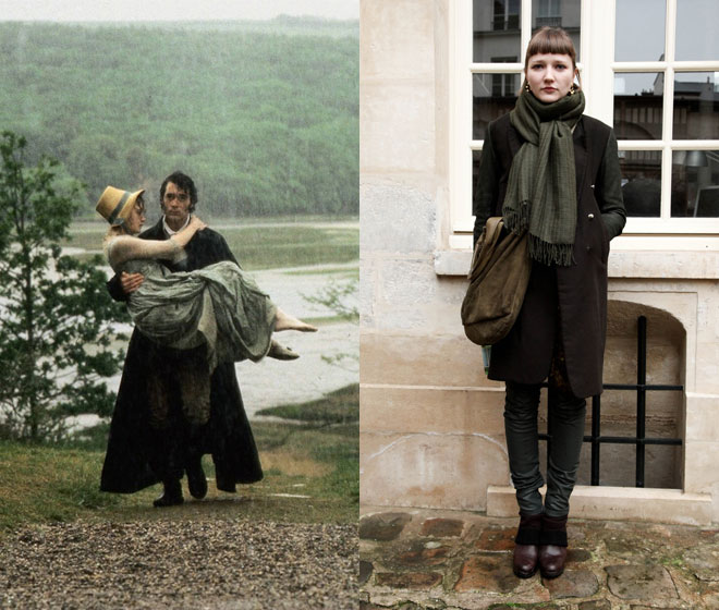 period dramas vs street style