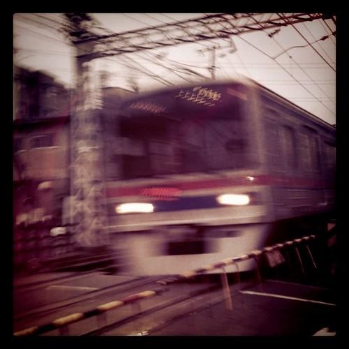 今日の鉄、通勤電車