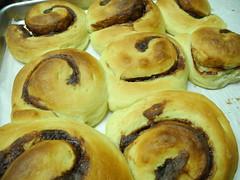 BBA: Cinnamon rolls